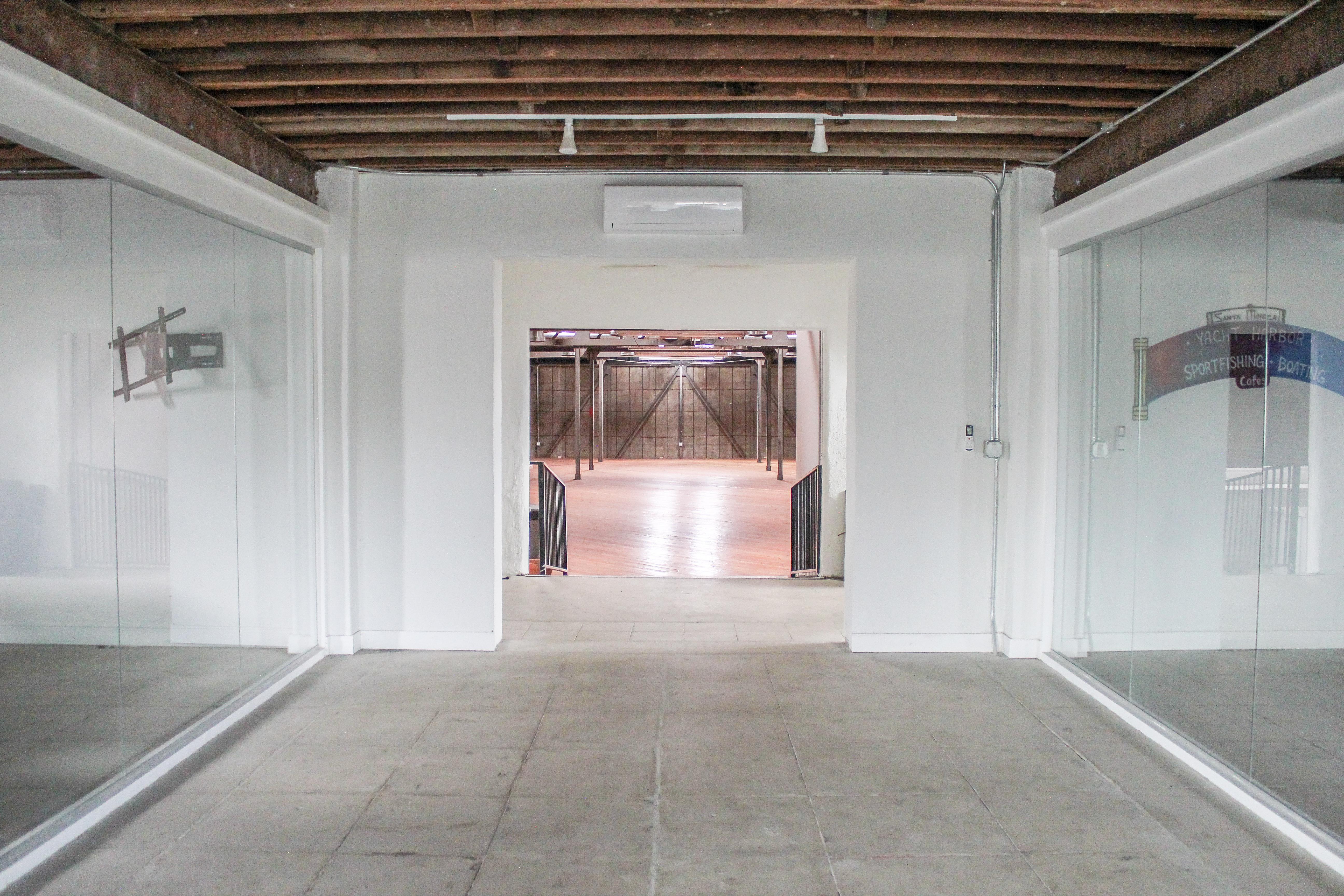 2nd Floor Office Atrium (West Facing)
