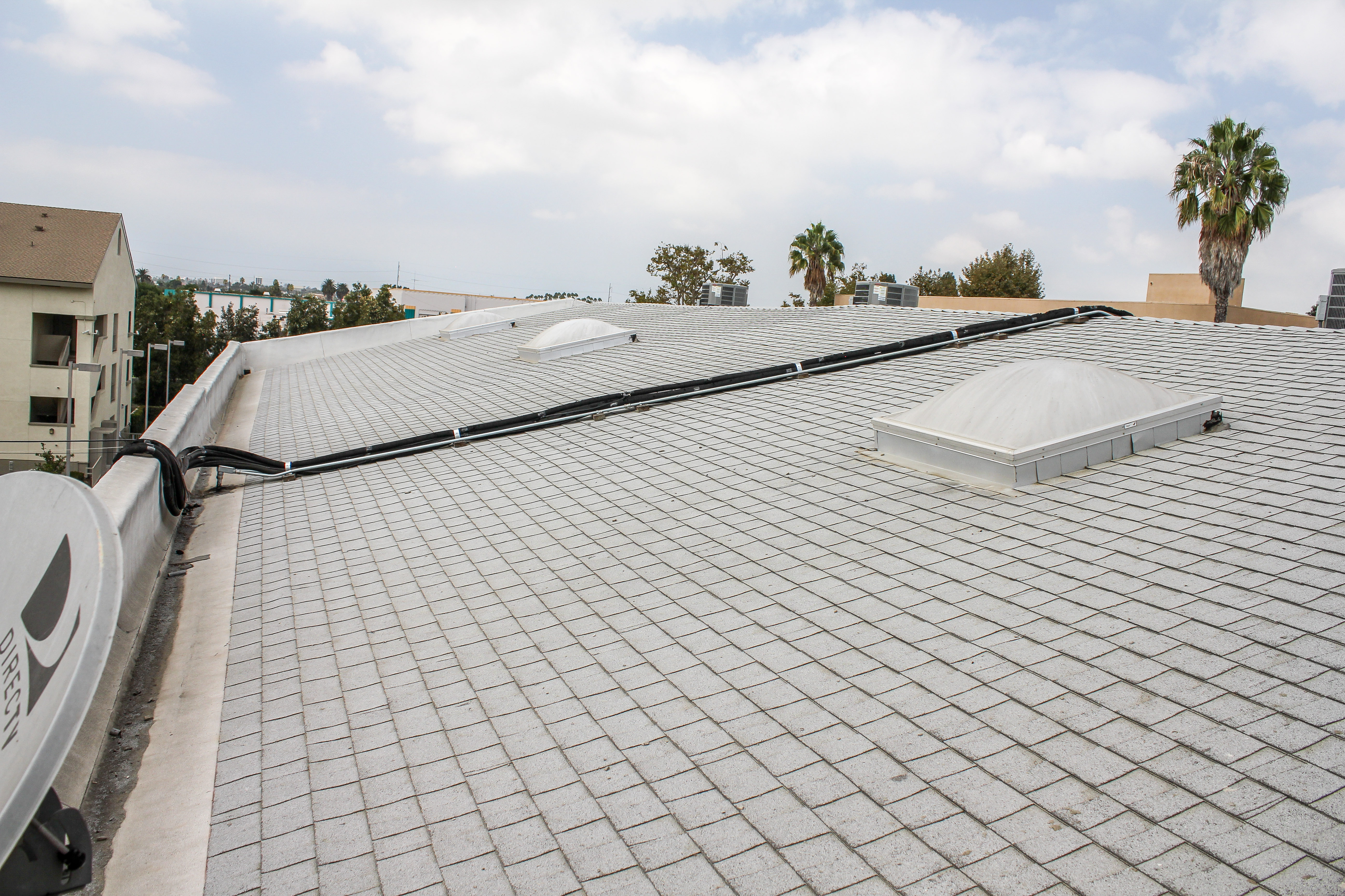 3rd Floor Roof Access