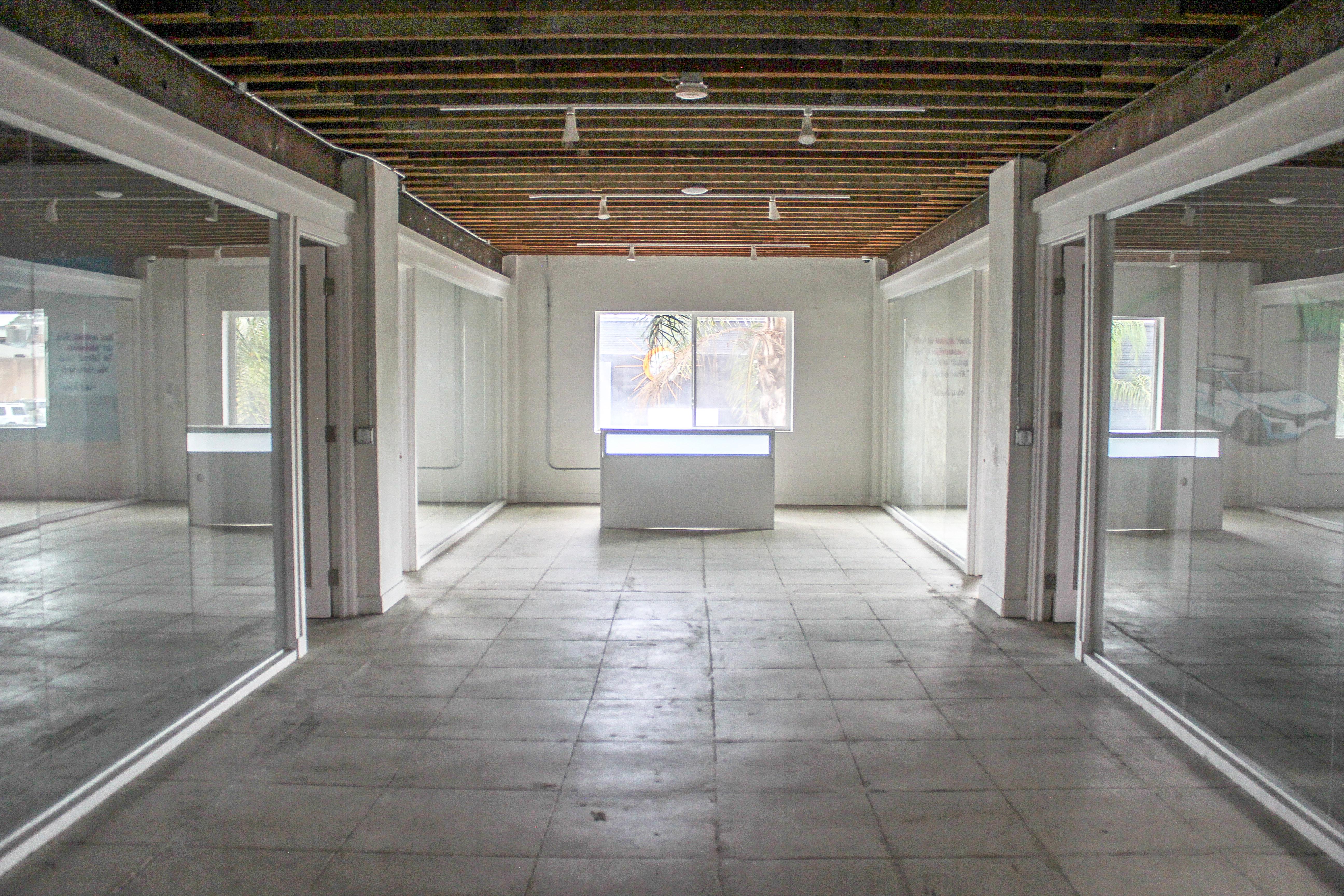 2nd Floor Office Atrium (East Facing)
